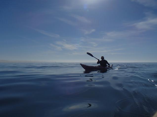 Rando kayak mer