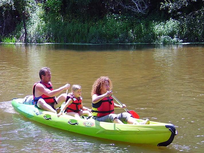 canoe leyre